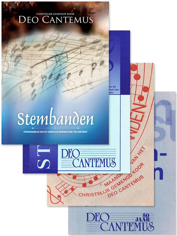 Stembanden Deo Cantemus
